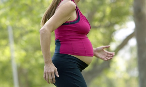 Pregnant mothers who exercise boost babies' brains, claim researchers | Welfare, Disability, Politics and People's Right's | Scoop.it