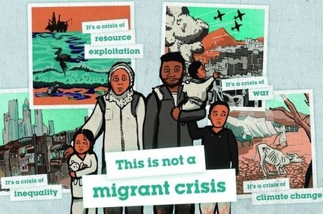 This is not a 'migrant crisis' - it's a crisis of inequality and war | ecology and economic | Scoop.it
