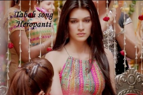 Tabah - HeroPanti movie Song Video Watch Download here | It's Entertainment | Scoop.it