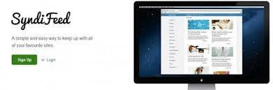 #ContentManagement : Syndifeed, los feeds organizados estilo #Pinterest   Desktop OS - News & Tools   Scoop.it