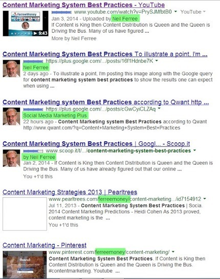 Content Marketing System Best Practices | Case Study | Google Plus and Social SEO | Scoop.it