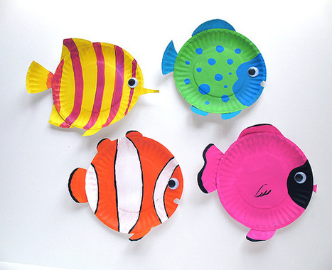 14 Fun School Activities For Kids | Manualidades para niños | Scoop.it