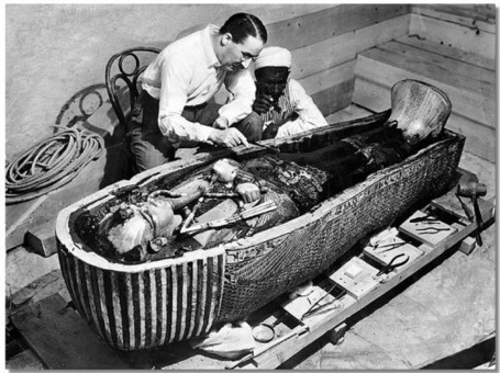 King Tutankhamun and the Royal Family of the Eighteenth Dynasty of Ancient Egypt | Ancient History- New Horizons | Scoop.it