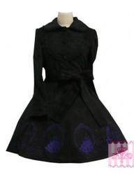 Cheap Winter Coats for Women with Different Styles - Lolita, Cute, Long Winter Coats for Women and More - My Lolita Dress   Lolita Dress   Scoop.it
