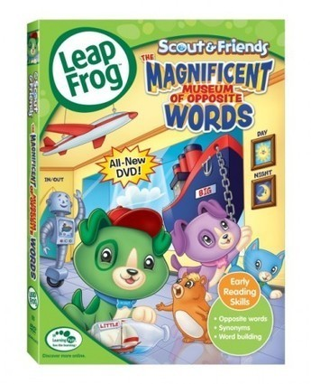 LeapFrog Learning DVDs Review & Giveaway | Double Duty Divas | China Teachers | Scoop.it