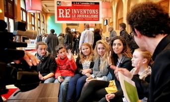 VIDEO. Le journalisme revu et corrigé par la génération Y | Presse a l'école | Scoop.it