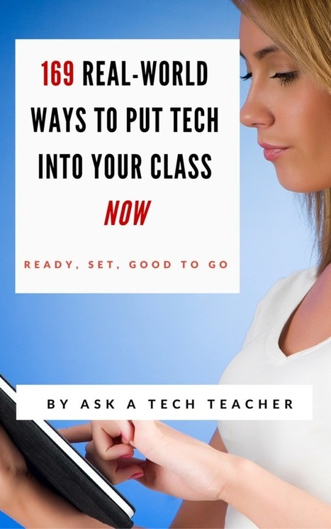 169 Real-World Ways to Put Tech into YourClass–NOW ‹ Reader — WordPress.com | Adopt and Adapt: ICT in ELT | Scoop.it