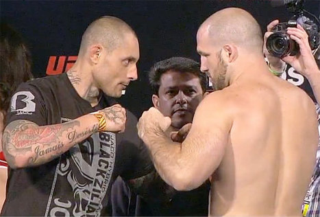 Eyes Peeled: UFC Fight Night 29 | Mixed Martial Arts | Mean Human | Mixed Martial Arts | Scoop.it