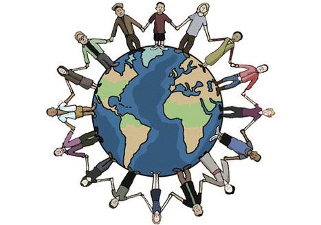 La Colaboración como base del conocimiento y conformación del mundo | Humano Digital por Claudio Ariel Clarenc | Conocimiento libre y abierto- Humano Digital | Scoop.it