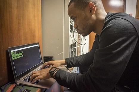 Reportage : Gaël Musquet, un «hacktiviste» guadeloupéen qui s'engage dans la cause migratoire | Sociétés & Environnements | Scoop.it