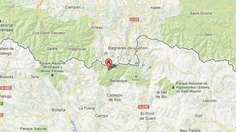 Google Maps MEJORA la información visual sobre la geografía que aparece en sus mapas | Machines Pensantes | Scoop.it