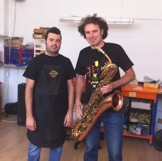 Reparación de instrumentos musicales | Sanganxa | El mundo de la reparación de los instrumentos musicales de viento en Valencia | Scoop.it