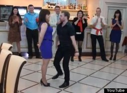 """Vidéo : L'irrésistible macho Russe qui se croit à """"Danse avec les Stars""""   Radio Planète-Eléa   Scoop.it"""