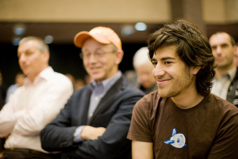 """""""The Internet's Own Boy"""": How the Government Destroyed Aaron Swartz 