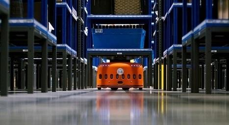 Los alucinantes robots que ha comprado Amazon en acción | Ciencia Y Tecnología | Scoop.it