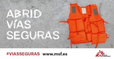 Carta abierta a los líderes de los estados miembros de la Unión Europea | #MSF - Médicos Sin Fronteras #UE #EU #Europe | Noticias en español | Scoop.it