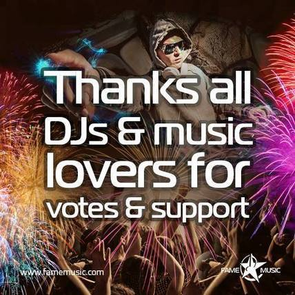 Big thanks from Fame Music team to all the talented participants and lovely voters - Fame Music - UAE | Online Music Contests, Events, Videos, DJ, Charts & More | Scoop.it