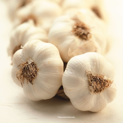 Garlic for Hair Treatment, How to use Garlic for Stop Hair Loss | Indian Fashion Updates | Scoop.it