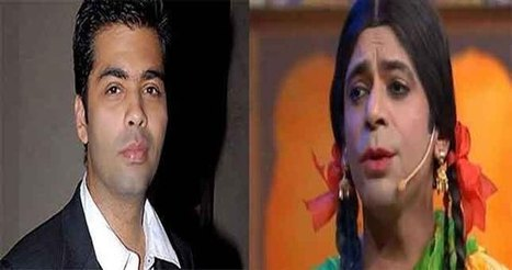 Bollywood News:कपिल नहीं, करण जौहर के साथ मुकाबला करेंगे सुनील ग्रोवर | Bollywood News | Scoop.it