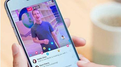 Facebook Live évolue | Actualité Social Media : blogs & réseaux sociaux | Scoop.it