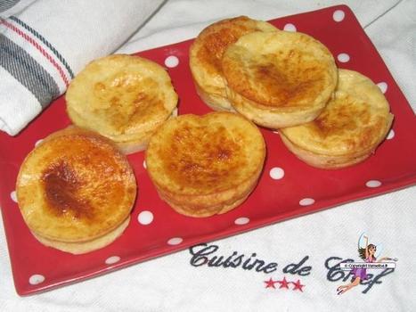 Fondants au parmesan | The Voice of Cheese | Scoop.it