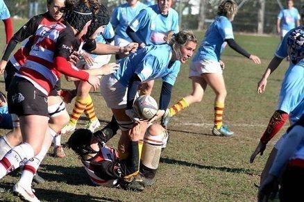 Le Sport au féminin: L'USAP reste en vie | Veille sport féminin | Scoop.it