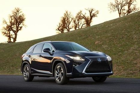 Is your hatchback a pain in the back or does your Lexus have plenty of vroom? | Women and cars | Scoop.it