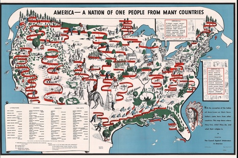 Unit 2B Migration - Ethnic Groups in the US | GHS  Nature of Geography & Population Geography | Scoop.it