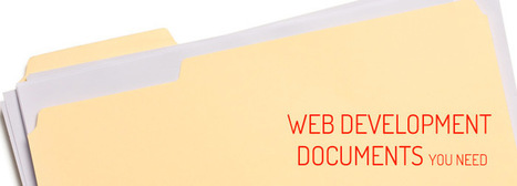 Critical Web Development Document Samples Every Business Needs | Ultimate Tech-News | Scoop.it