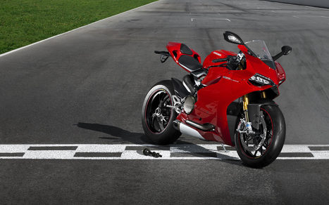 Ducati 1199 Panigale Superquadro engine 3D animation | Ductalk Ducati News | Scoop.it