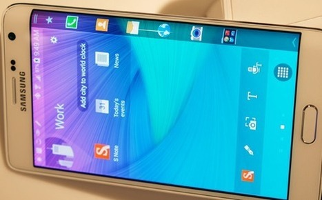 Samsung Galaxy Note Edge Release Date In Canada | allsmartphonew | teknologi | Scoop.it