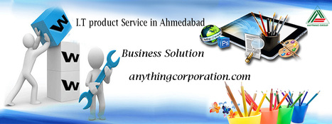 IT product service |Buisness solution | I.T consulant in ahmedabad |anythingcorporation.com | Website designing | Human resource management system | IT Training | Scoop.it