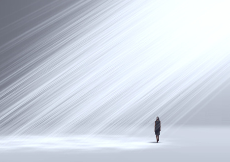 """Twilight"" by Tokujin Yoshioka 