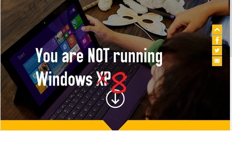 Windows 7 hits 50 percent market share as PC users continue to shun Windows 8 - Inquirer | informatique | Scoop.it