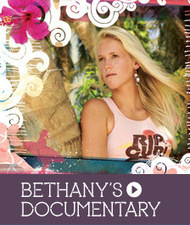 Bethany Hamilton – Soul Surfer, Professional Surfer, Role Model, Inspiration » About Me » Biography | James Fallon PBL | Scoop.it