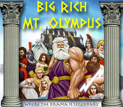 Big Rich Mt. Olympus - The Playlist! | pre-service teacher ideas | Scoop.it