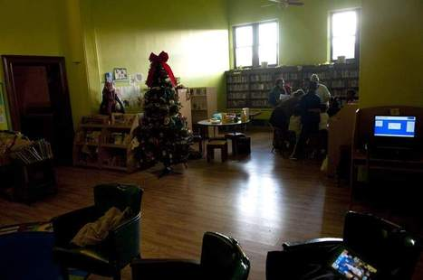 Libraries double as unofficial day cares | Libraries throughout the world | Scoop.it