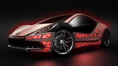 Modular, Lightweight Car Design Made Possible through Metal AM: Additive Manufacturing | Fabrication Numérique | Scoop.it