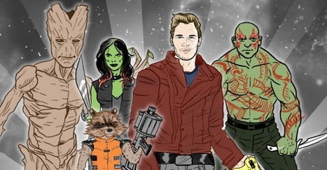 Clearly there will be SPOILERS. 'Guardians of the Galaxy' Explained in 90 Seconds [VIDEO] | Digital Cinema - Transmedia | Scoop.it