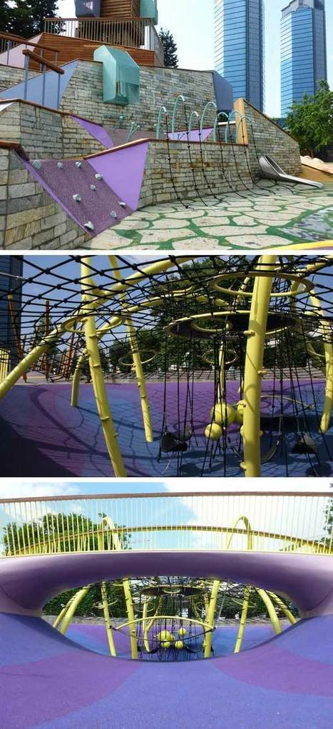 Zorlu Center, The Playground Where Imagination Comes to Play | Tier lieu, Ville ludique «» PlaceMaking | Scoop.it