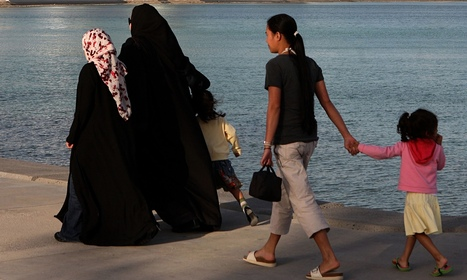 Qatar's foreign domestic workers subjected to slave-like conditions | UNITED CRUSADERS AGAINST ISLAMIFICATION OF THE WEST | Scoop.it