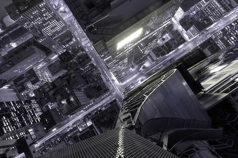 Toronto - from above - by Tom Ryaboi | Urban Decay Photography | Scoop.it