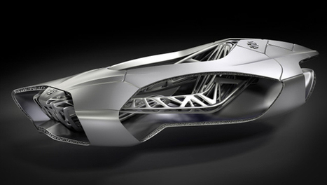 German engineering firm EDAG's concept Genesis gives a pe... | ENGINEERING AND INVENTION SCIENCE  IN THE MODERN WORLD | Scoop.it