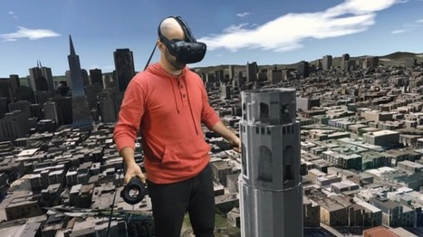 La realidad virtual por fin te permite jugar a ser 'Godzilla' | I didn't know it was impossible.. and I did it :-) - No sabia que era imposible.. y lo hice :-) | Scoop.it