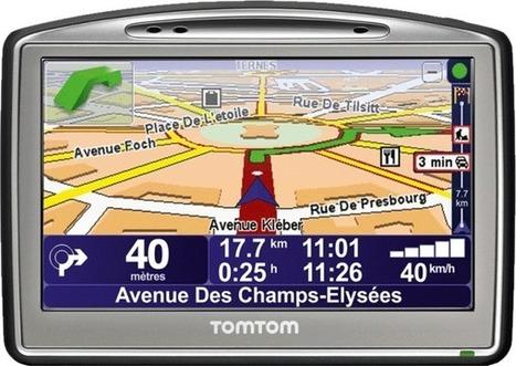 La voiture un tout-petit-peu connectée ? | Cartographie XY | Scoop.it