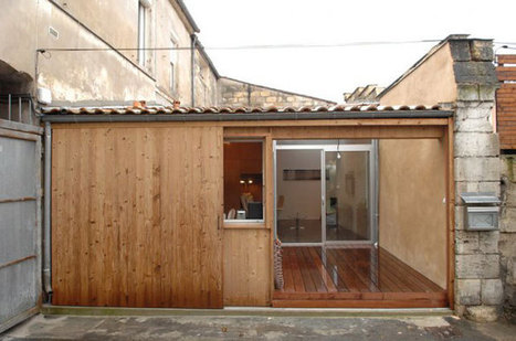 Before & After – Would You Live In a Garage?   HomeDSGN   No Place Like Home   Scoop.it