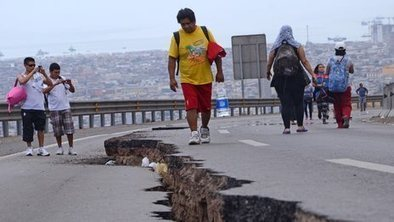 Chile quake hazards remain high | Geography | Scoop.it