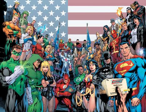 Writeups.org, des pnj comme s'il en pleuvait (DC Heroes) - dices everywhere, des dés, du fun, des jeux | Imaginaire et jeux de rôle : news | Scoop.it