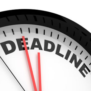Positive & Negative Deadlines by Michelle Goode | Screen Right (Screenwrite) | Scoop.it