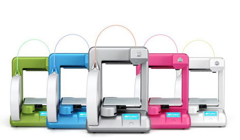 The future of consumer 3D printing: What's real, what's coming, and what's hype | Technology and Gadgets | Scoop.it